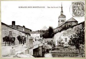 0255-Romagne-sous-Montfaucon-avant-la-Guerre